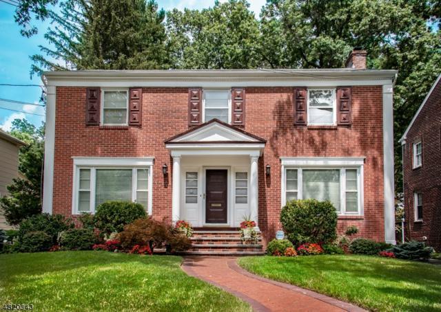 7 Plymouth Pl, Maplewood Twp., NJ 07040 (MLS #3486603) :: The Sue Adler Team