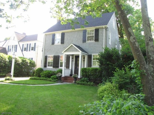 126 Washington Ave, Chatham Boro, NJ 07928 (MLS #3486639) :: The Sue Adler Team
