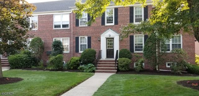101 Gates Ave C002d #2, Montclair Twp., NJ 07042 (MLS #3487010) :: William Raveis Baer & McIntosh