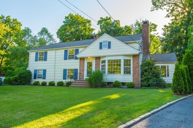 8 Carteret Ct, Madison Boro, NJ 07940 (MLS #3487087) :: SR Real Estate Group