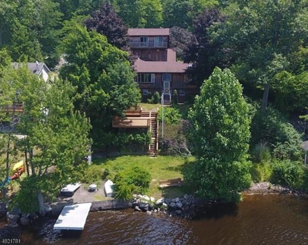 189 E Shore Lake Owassa Rd., Frankford Twp., NJ 07860 (MLS #3487168) :: SR Real Estate Group