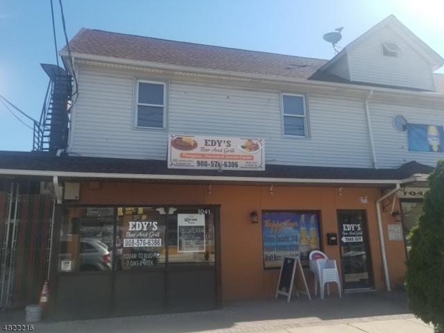 600 Jackson Ave, Elizabeth City, NJ 07201 (MLS #3487533) :: Mary K. Sheeran Team