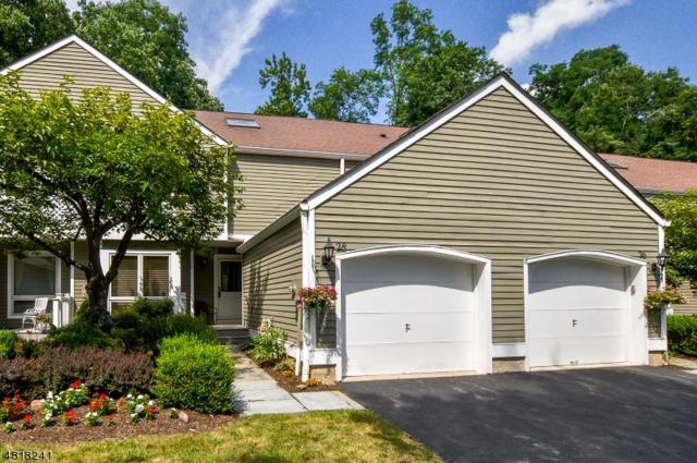 28 Nottingham Ct, Morris Twp., NJ 07960 (MLS #3487677) :: SR Real Estate Group