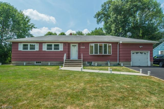 1 Union Rd, Parsippany-Troy Hills Twp., NJ 07054 (#3487712) :: Daunno Realty Services, LLC