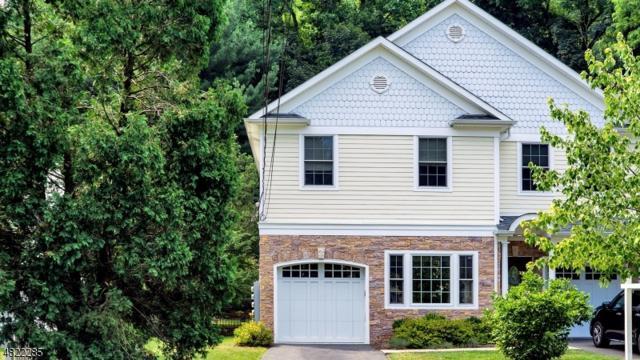 69 Wetmore Ave Unit A-1, Morristown Town, NJ 07960 (MLS #3487922) :: The Douglas Tucker Real Estate Team LLC