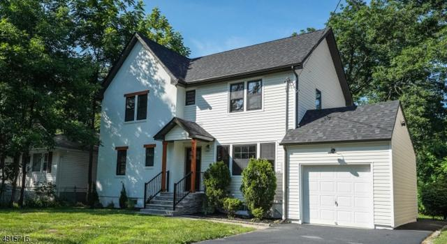315 Farley Ave, Scotch Plains Twp., NJ 07076 (#3487982) :: Daunno Realty Services, LLC