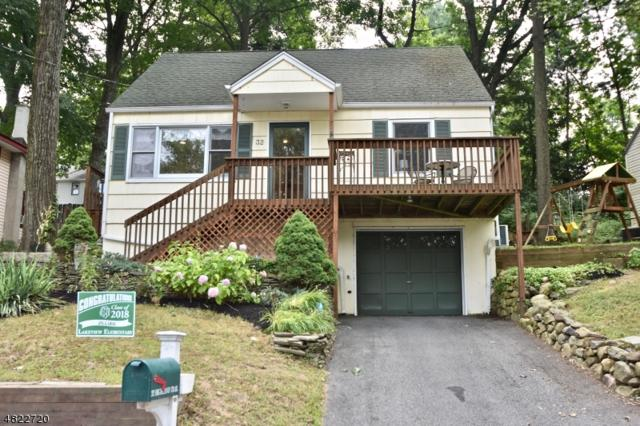 32 Highland Trail, Denville Twp., NJ 07834 (MLS #3488005) :: William Raveis Baer & McIntosh
