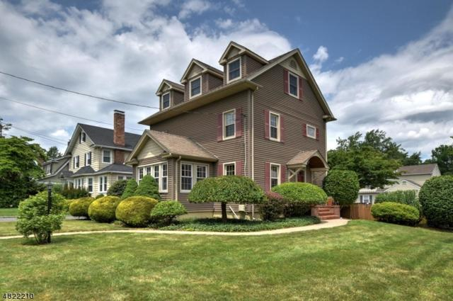 1033 Grandview Ave, Westfield Town, NJ 07090 (#3488208) :: Daunno Realty Services, LLC