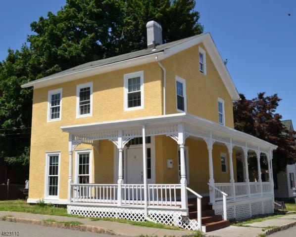 9 Washington St, Newton Town, NJ 07860 (MLS #3488342) :: William Raveis Baer & McIntosh