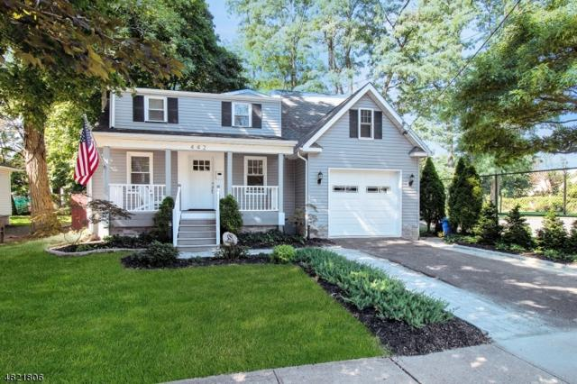 442 Farley Ave, Scotch Plains Twp., NJ 07076 (#3488567) :: Daunno Realty Services, LLC