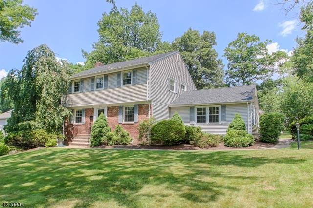 33 Hickory Pl, Livingston Twp., NJ 07039 (MLS #3488637) :: The Sue Adler Team