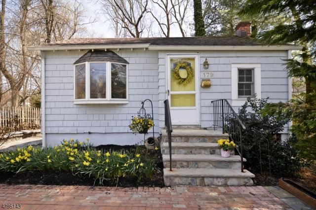 179 Passaic St, New Providence Boro, NJ 07974 (MLS #3489455) :: The Dekanski Home Selling Team