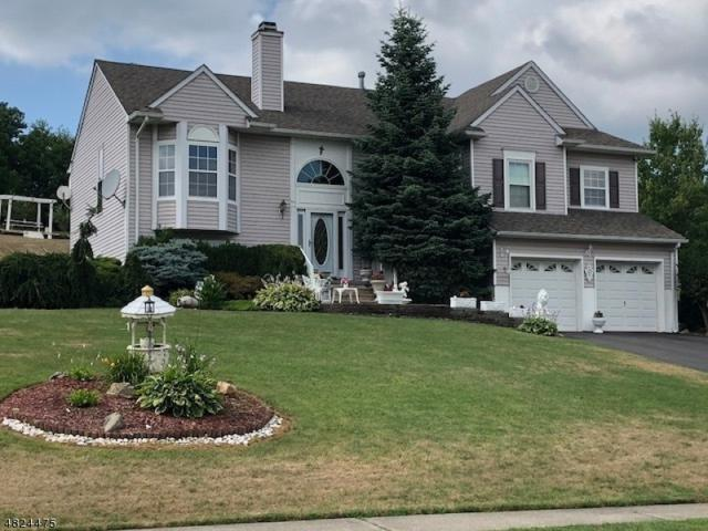 1 Winchester Ave, Mansfield Twp., NJ 07840 (MLS #3489612) :: The Sue Adler Team