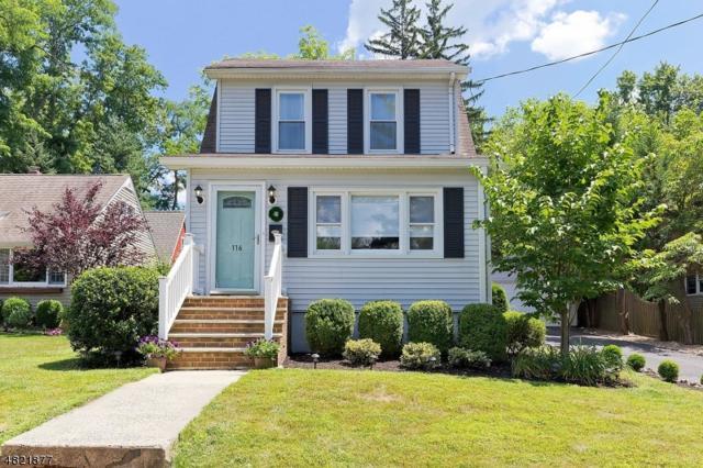 116 Fairview Ave, New Providence Boro, NJ 07974 (MLS #3489780) :: Zebaida Group at Keller Williams Realty