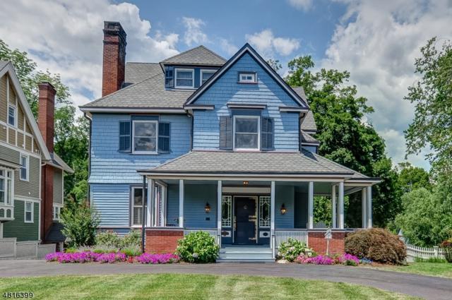 71 Miller Rd, Morristown Town, NJ 07960 (MLS #3491115) :: SR Real Estate Group