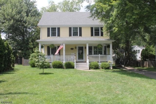 103 Holmes Oval, New Providence Boro, NJ 07974 (MLS #3491539) :: Zebaida Group at Keller Williams Realty