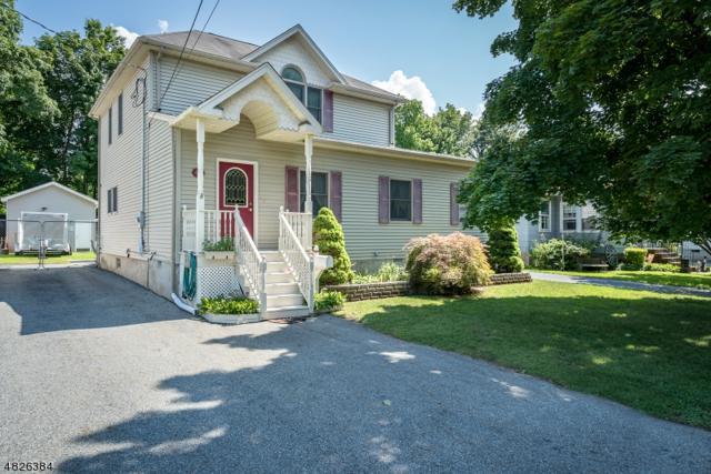 418 Colfax Ave, Pompton Lakes Boro, NJ 07442 (MLS #3491652) :: William Raveis Baer & McIntosh