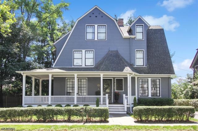 17 Franklin St, Morristown Town, NJ 07960 (MLS #3491927) :: SR Real Estate Group