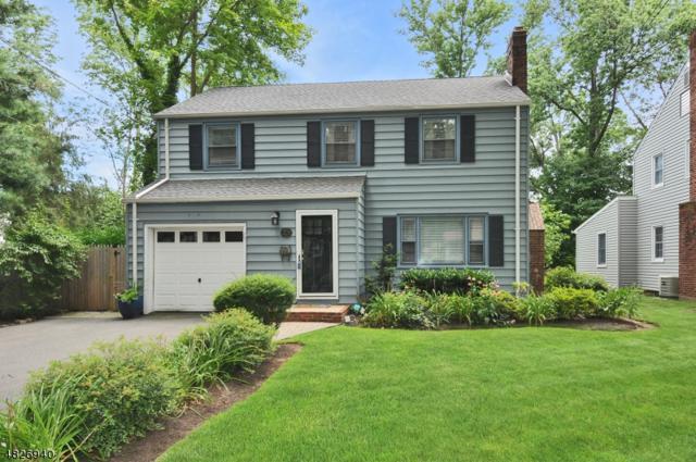 28 W Holly St, Cranford Twp., NJ 07016 (MLS #3491944) :: The Dekanski Home Selling Team