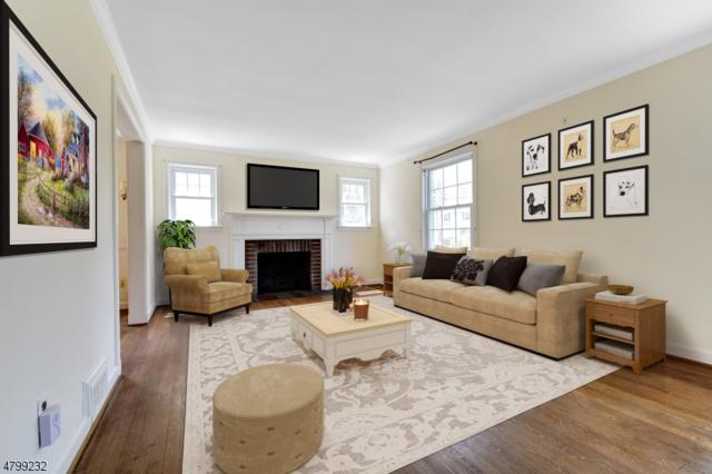 32 Crest Place, Springfield Twp., NJ 07081 (MLS #3492022) :: Zebaida Group at Keller Williams Realty