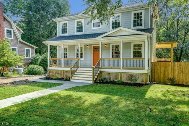 Address Not Published, South Orange Village Twp., NJ 07079 (MLS #3492418) :: Zebaida Group at Keller Williams Realty