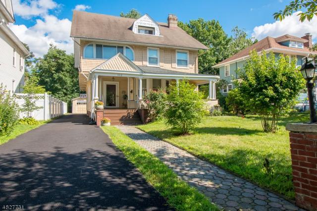 112 Fairview Ave, South Orange Village Twp., NJ 07079 (MLS #3492760) :: Zebaida Group at Keller Williams Realty