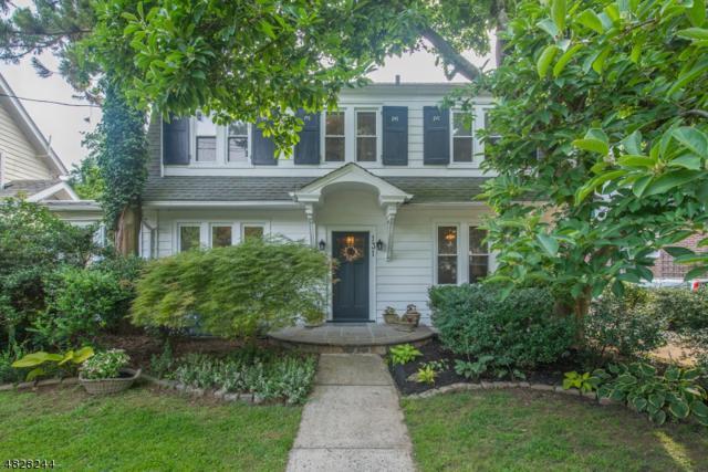 131 Washington Ave, Morristown Town, NJ 07960 (MLS #3493265) :: SR Real Estate Group