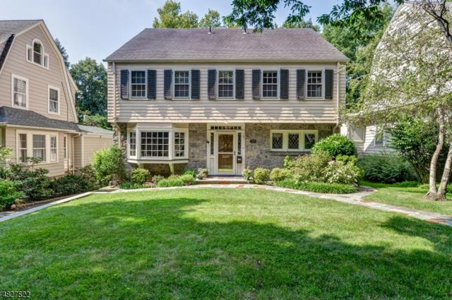 270 W End Rd, South Orange Village Twp., NJ 07079 (MLS #3493296) :: Zebaida Group at Keller Williams Realty