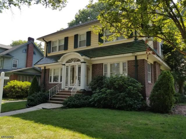 116 S Centre St, South Orange Village Twp., NJ 07079 (MLS #3493308) :: Zebaida Group at Keller Williams Realty