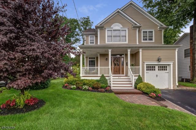 817 Harding St, Westfield Town, NJ 07090 (MLS #3493481) :: Zebaida Group at Keller Williams Realty