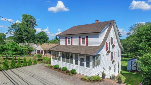 178 Mount Kemble Ave, Morris Twp., NJ 07960 (MLS #3493496) :: William Raveis Baer & McIntosh