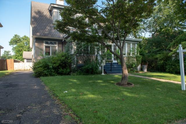 1134 Pierpont St, Rahway City, NJ 07065 (MLS #3493522) :: The Dekanski Home Selling Team