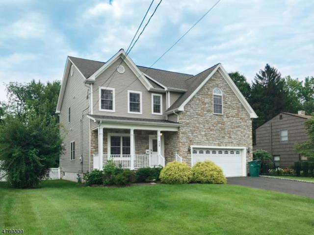 132 Harrow Rd, Westfield Town, NJ 07090 (MLS #3493574) :: Zebaida Group at Keller Williams Realty