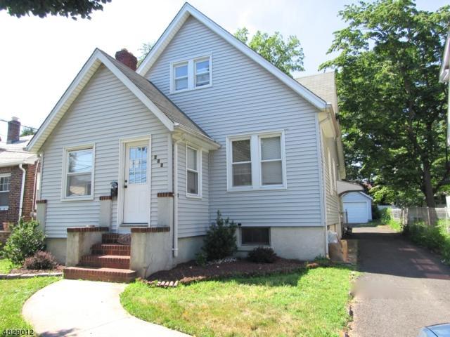 282 Beechwood Ave, Union Twp., NJ 07083 (MLS #3493794) :: Zebaida Group at Keller Williams Realty