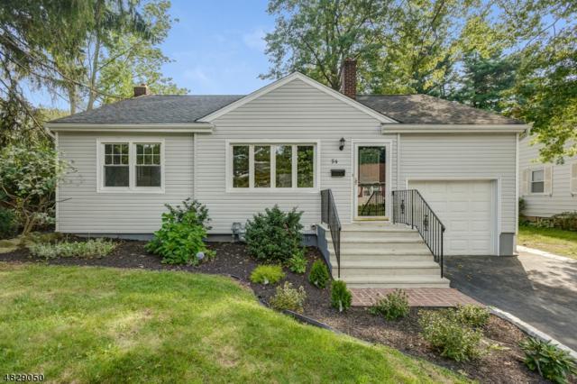 94 Kew Dr, Springfield Twp., NJ 07081 (MLS #3493833) :: The Dekanski Home Selling Team