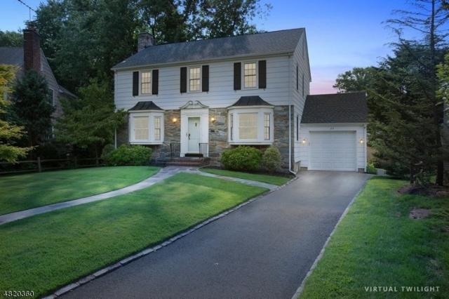 22 Crescent Pl, Cranford Twp., NJ 07016 (MLS #3493907) :: The Dekanski Home Selling Team