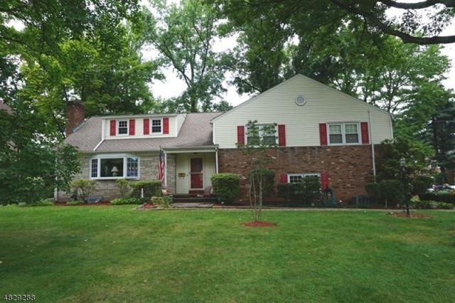 1035 Summit Ave, Westfield Town, NJ 07090 (MLS #3494163) :: Zebaida Group at Keller Williams Realty