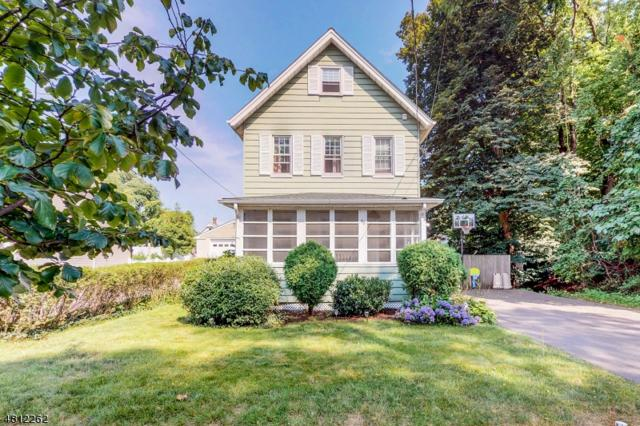 40 Ashwood Ave, Summit City, NJ 07901 (MLS #3494207) :: SR Real Estate Group