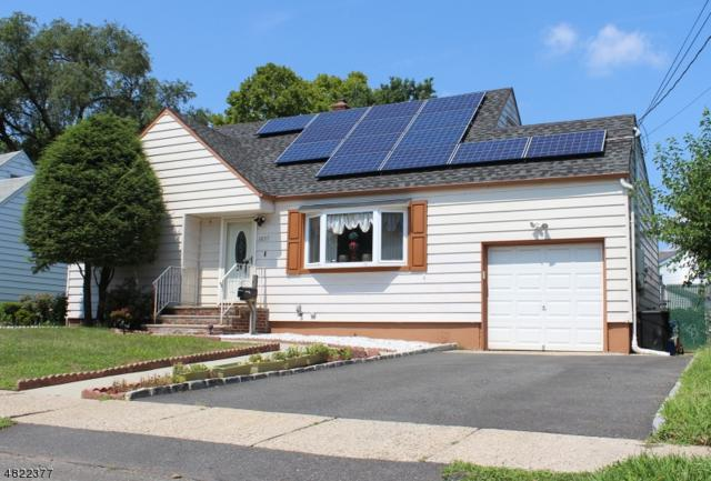1637 Earl St, Union Twp., NJ 07083 (MLS #3494274) :: The Dekanski Home Selling Team