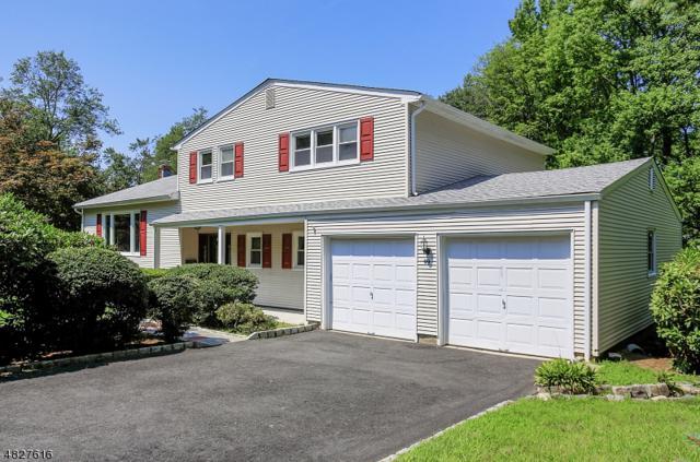 99 Windsor Way, Berkeley Heights Twp., NJ 07922 (MLS #3494307) :: Zebaida Group at Keller Williams Realty