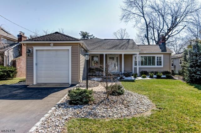 10 Warwick Cir, Springfield Twp., NJ 07081 (MLS #3494490) :: The Dekanski Home Selling Team