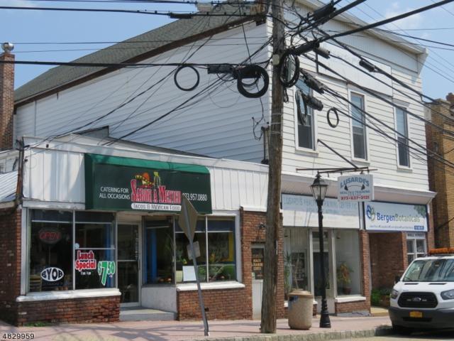 2 Wall St, Rockaway Boro, NJ 07866 (MLS #3494935) :: William Raveis Baer & McIntosh