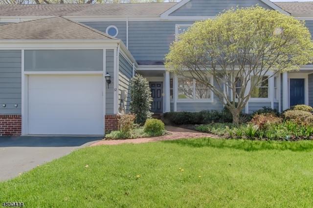 17 Woodcrest Dr, Morris Twp., NJ 07960 (MLS #3495083) :: SR Real Estate Group