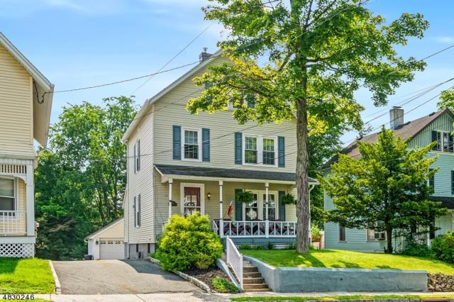 53 Mills St, Morristown Town, NJ 07960 (MLS #3495157) :: SR Real Estate Group