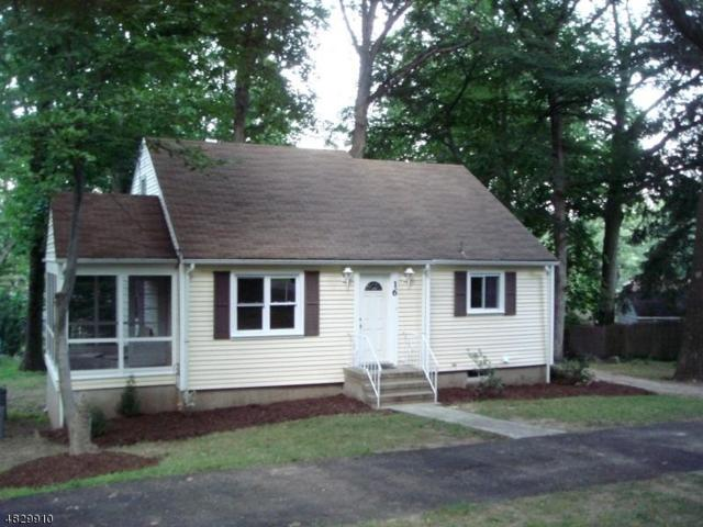 16 Woodcrest Rd, Parsippany-Troy Hills Twp., NJ 07005 (MLS #3495448) :: RE/MAX First Choice Realtors