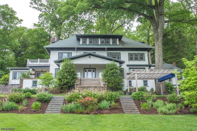 150 Laurel Hill Rd, Mountain Lakes Boro, NJ 07046 (MLS #3495644) :: SR Real Estate Group
