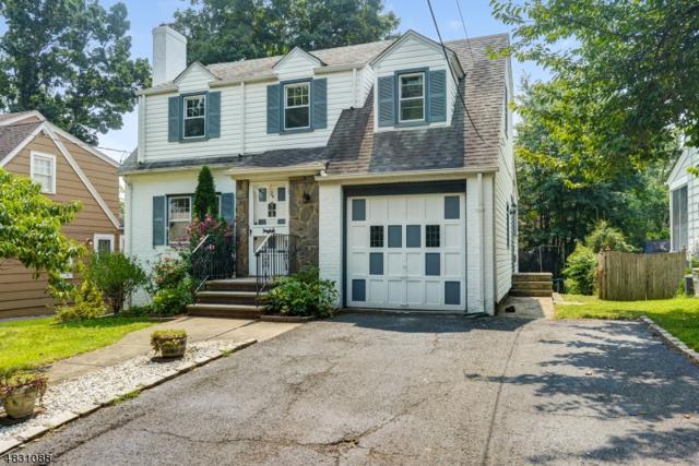 24 Edgewood Ter, Millburn Twp., NJ 07041 (MLS #3495732) :: SR Real Estate Group