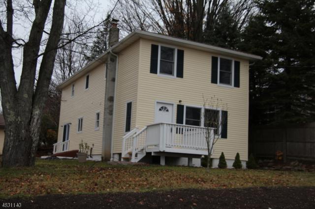 58 Cedarbrook Rd, West Milford Twp., NJ 07421 (MLS #3495777) :: William Raveis Baer & McIntosh