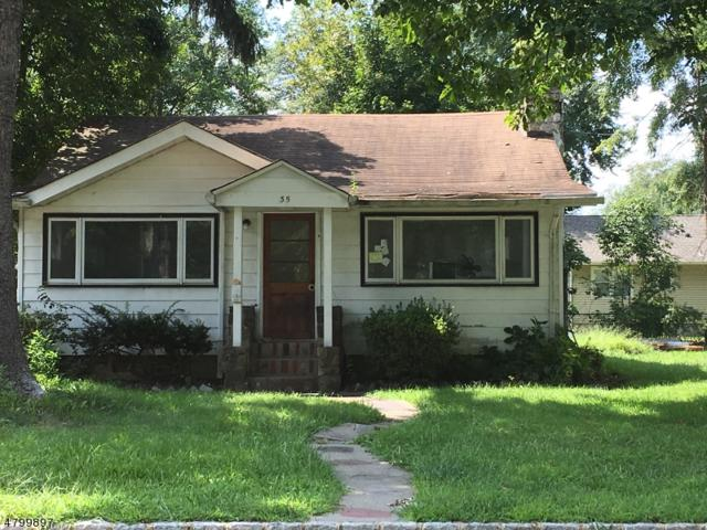 35 Cherokee Ave, Parsippany-Troy Hills Twp., NJ 07034 (MLS #3496621) :: William Raveis Baer & McIntosh