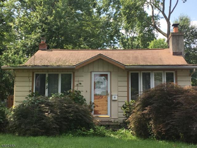 35 Roosevelt Ave, Parsippany-Troy Hills Twp., NJ 07034 (MLS #3497045) :: William Raveis Baer & McIntosh